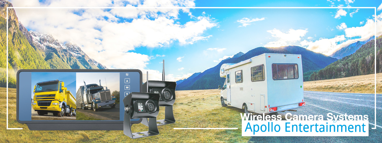 Apollo Banner Wireless Camera Systerm Products